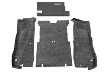 BedRug BRLJ04R Rear Floor Liner Kit for Jeep Wrangler LJ 2003-2006