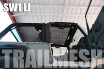 SpiderWebShade SW1-LJ Mesh Shade for Jeep Wrangler LJ 2003-2006