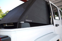 SpiderWebShade JK-4D-CargoShade CargoShade for Jeep Wrangler JK 4 door 2007-2016