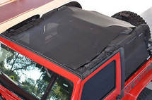 SpiderWebShade JK-2D ShadeCage ShadeCage for Jeep Wrangler JK 2 Door 2007-2016