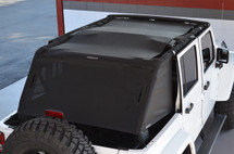 SpiderwebShade JK-4D-Unlimited-ShadeCage ShadeCage for Jeep Wrangler JK 4 Door Unlimited 2007-2016