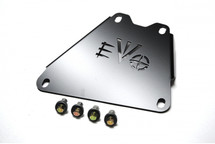 EVO MFG EVO-1103B ProTek Connection Skid for Jeep Wrangler JK 2007-2011 with Automatic Transmission