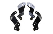 AEV NTH20410AD Geometry Correction Front Control Arm Drop Brackets for Jeep Wrangler JK 2007-2016
