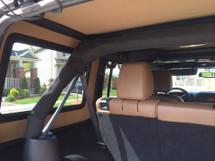 HotHeads Headliners HTH-1116-4D Hard Top Headliner for Jeep Wrangler JK 4 Door 2011-2016