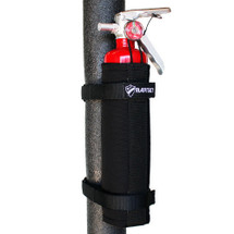Bartact 2.5LBFEH 2.5 LB Fire Extinguisher Holder in Black