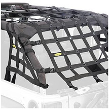 Smittybilt 571135 CRES2 HD Cargo Restraint for Jeep Wrangler JK 2 Door 2007-2016