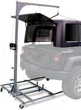 Lange Originals 014-100 Hoist-A-Cart for Jeep Wrangler JK 2007-2016