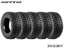 Offroad Elements NIT37SP Nitto Trail Grappler M/T's 37x12.5R17 Set of 5