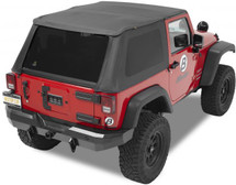 Bestop 52822-35 TrekTop NX Replace-a-Top for Jeep Wrangler JK 2007-2016