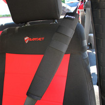 Bartact  Universal Seat Belt Cover- Pair