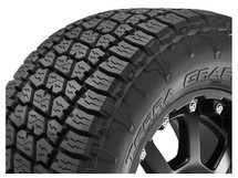 "Nitto Tire Terra Grappler G2 Tire- For 17"" Rim"