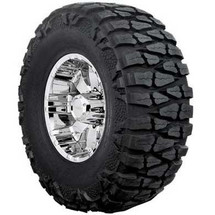 "Nitto Tire Mud Grappler Tire- For 17"" Rim"