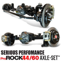 Dynatrac Hard Serious Performance Axle Set
