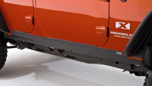 Bushwacker TrailArmor Rocker Panels- 4 Door (Wrangler JK 2007+)