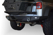 DV8 Offroad RS-9 Full Width Rear Bumper (Wrangler JK 2007+)