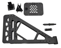 DV8 Offroad TC-6 Tire Carrier (Wrangler JK 2007+)