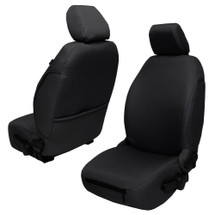 Bartact Base Line Performance Front Seat Covers- Pair (Wrangler JK 2013+)