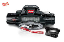 Warn ZEON 12-S Winch with Spydura Synthetic Rope- 12,000 lb
