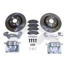 RT Offroad RT31046 Front Big Brake Kit for Jeep Wrangler JK 2007-2017
