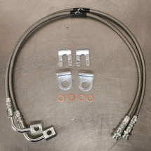 Crown Performance Rear Extended Brake Lines