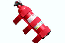 Crown Automotive Universal Fire Extinguisher Roll Bar Mount