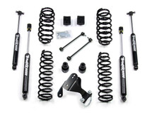 "TeraFlex 1251000 2.5"" Lift Kit with 9550 Shocks for Jeep Wrangler JK 4 Door 2007-2016"