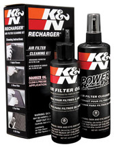 K&N Recharger Filter Care Service Kit - Oil & Spray