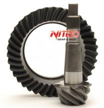 Nitro Thick Ring And Pinion Dana 44 Rear- 4.56 Ratio  (Wrangler JK Non-Rubicon 2007+)