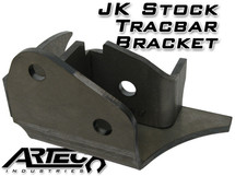 Artec Heavy Duty Stock Track Bar Bracket (Wrangler JK 2007+)