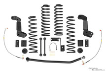 "Rancho 4"" Sport Suspension System (Wrangler JK 2007+)"