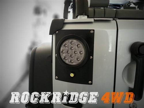 Rockridge 5002 Flush Mount LED Tail Light Kit JK