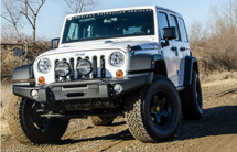 AEV Tubeless Front Bumper for WRANGLER JK 2007+ | 10305056AB