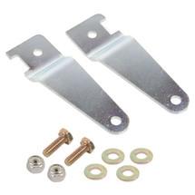 """Synergy Rear Brake Line Relocation Bracket Kit for 0-3"""" Lift (Wrangler JK 2007+)"""