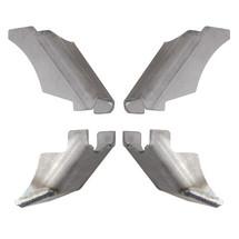 Synergy 8012-02 JK Front D30/44 Inner C Gusset Kit for Wrangler JK 2007+