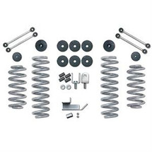 Rubicon Express RE7002 3.5 Inch Standard Coil Lift Kit - No Shocks for Wrangler TJ/LJ 1997-2006