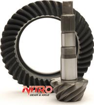 Nitro Gear NGAD30JK-456-NG D30 Reverse JK Front 4.56 Ring & Pinion