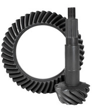 Yukon High Performance Ring & Pinion Gear Set YUKYG D44-456T-RUB Dana Spicer 44 4.56 Ratio Wrangler JK 2007+