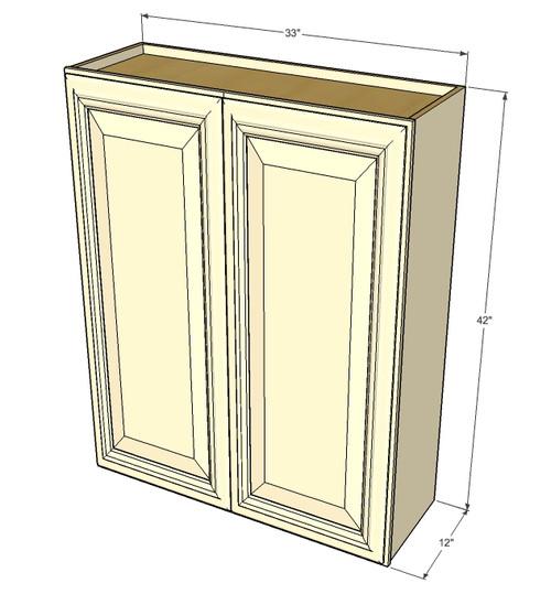 Merveilleux RTA Kitchen Cabinets