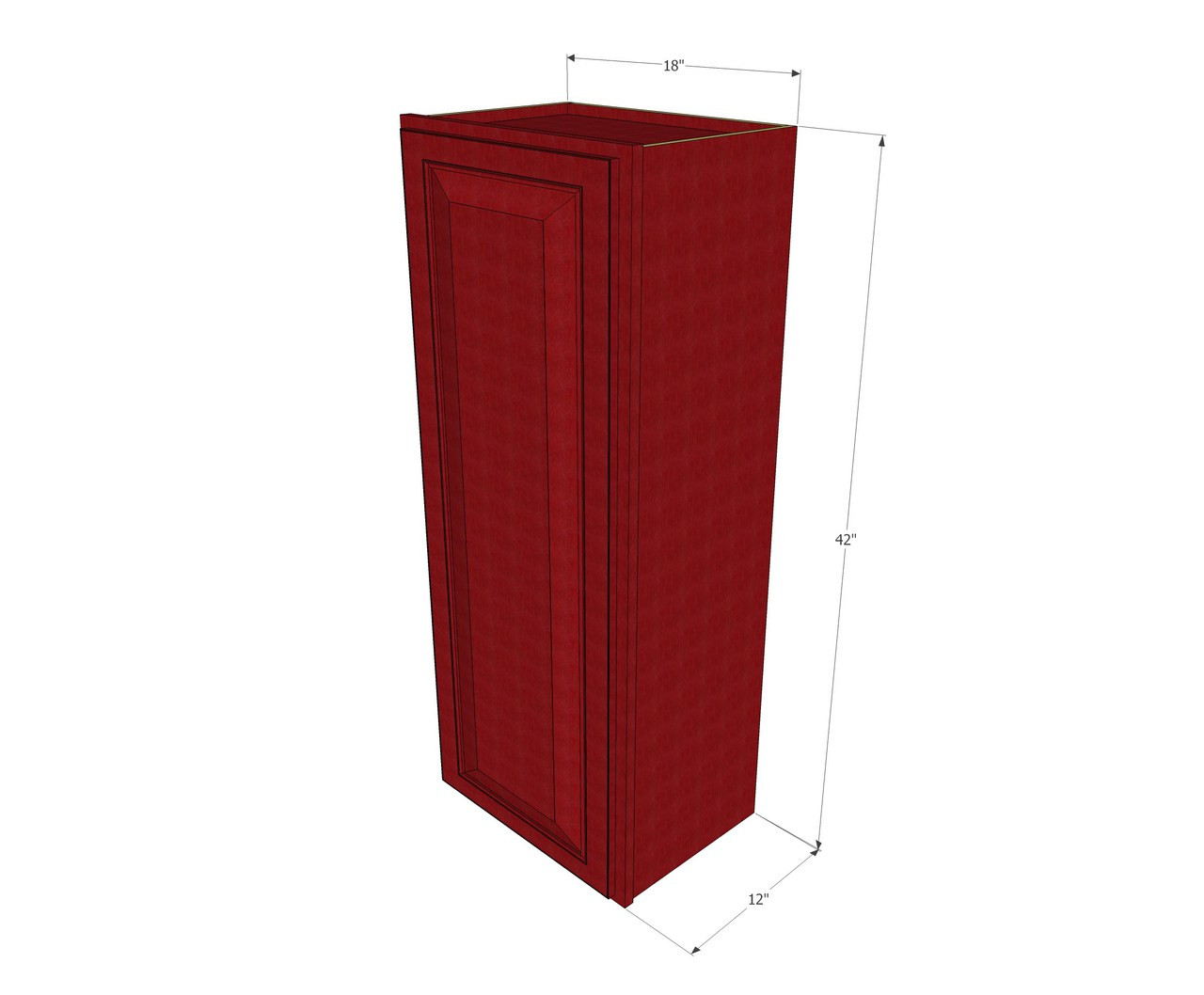 Wide X 42 Inch High Image 1