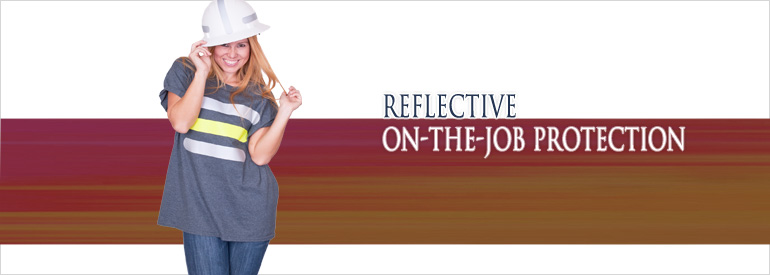 Reflective Hard Hats - On-The-Job Protection