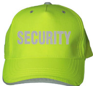 Reflective Neocap -  Lime - Security