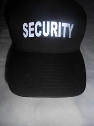 Reflective  Black Cap  Security