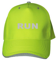 Reflective  Neocap - Run -  Lime