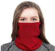 Protective Scarf -  Scarfguard - Red