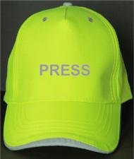 Reflective utility Neocap -  Press -  Lime