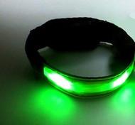LED Wristflash - Lime / On Sale