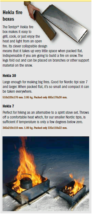 hekla fire boxes