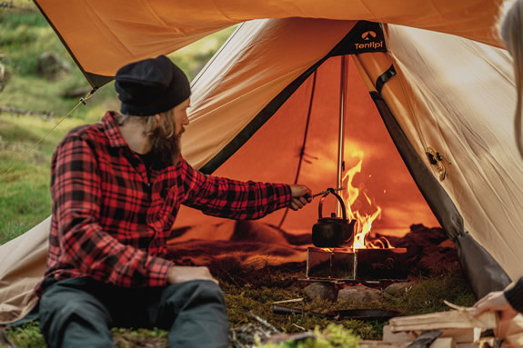 Olivin 2 CP Tent