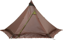 Strong, spacious and ingeniously designed 2-man Nordic tipi.