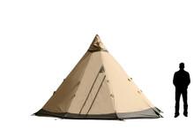Zirkon 7 cp – Canvas Tent